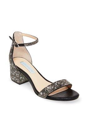 Blue Mari Embellished Sandals