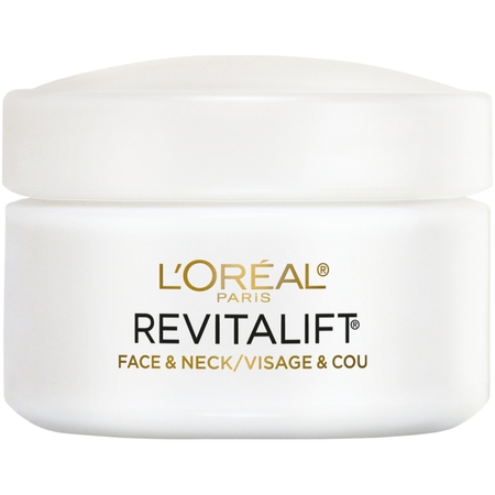 L'Oreal Paris Revitalift Anti-Wrinkle + Firming Face & Neck (Best Upper Eyelid Firming Cream)