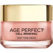 L'Oreal Paris Age Perfect Cell Renewal* Rosy Tone Moisturizer