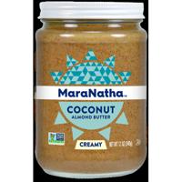 (2 Pack) MaraNatha Creamy Coconut Almond Butter, 12 oz