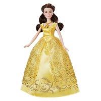 Disney Beauty & The Beast Enchanting Melodies Singing Belle Doll