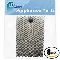 8-Pack Replacement Bionaire BCM7204 Humidifier Filter  - Compatible Bionaire BWF100, HWF100 Humidifier Filter