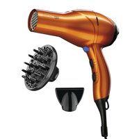 Infiniti Pro by Conair 1875 Watt Hair Dryer/Styling Tool, 259TPRY; Orange