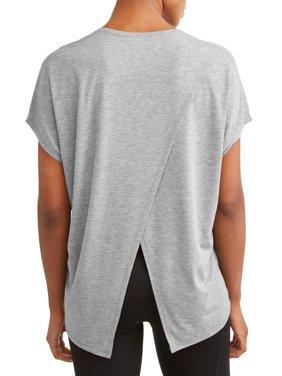 Women's Active Everwhere Short Sleeve Wrap Back T-Shirt