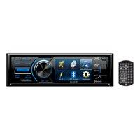 "JVC KD-AV41BT 3"" Single-DIN In-Dash DVD Receiver With Bluetooth"