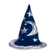 Cp New Costume Merlin Blue Wizard Hat One Size Fits Most