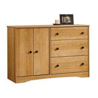 Sauder Beginnings Dresser, Highland Oak Finish