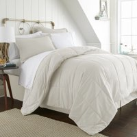 Becky Cameron 8 Piece Resort Style Soft Comfort Bed in a Bag Set - California King - Ivory
