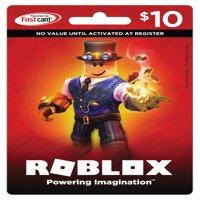 Roblox Game eCard $10 [Digital Download] inComm