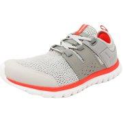 ce59b727cebc5b Reebok Women s Sublite Authentic 2.0 Steel   Grey Gravel Cherry White  Ankle-High Fabric Running