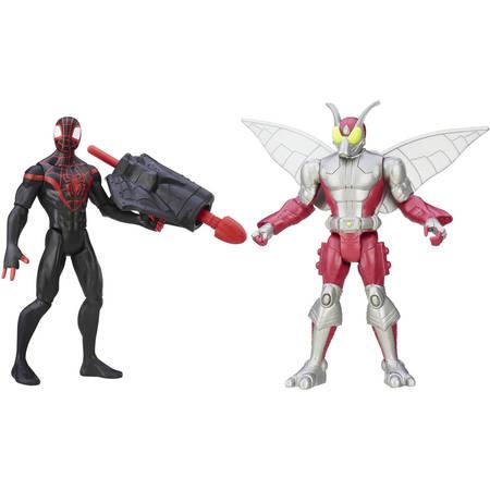 Ultimate Spider-Man vs The Sinister Six Kid Arachnid vs Marvel's Beetle
