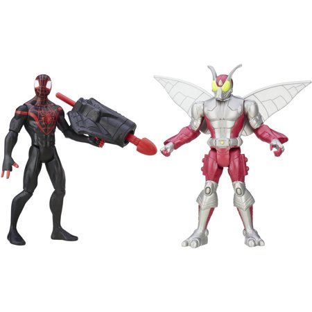 Ultimate Spider-Man vs The Sinister Six Kid Arachnid vs Marvel's - Spider Man Ultimate
