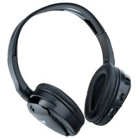 Sound Storm Laboratories SHP32 Dual-Channel Foldable IR Cordless Headphones