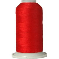 Threadart Polyester All-Purpose Sewing Thread - 600m - 50S/3 - Red