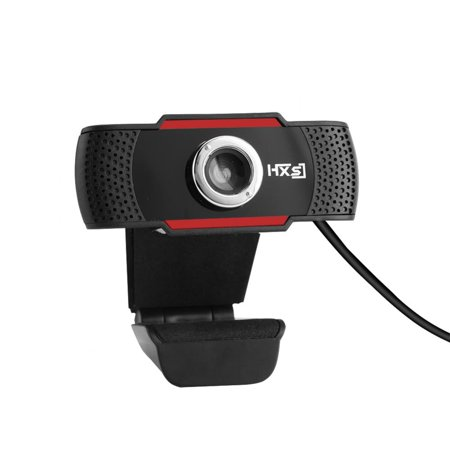 HERCHR 12M Pixels HD Webcam Wide Screen Video Calling and Recording, Digital Web Camera with Microphone, Stream Cam for PC, Laptops and Desktop, Low-Light Correction and Fixed Focus