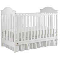 Fisher-Price Charlotte 3-in-1 Convertible Crib Snow White