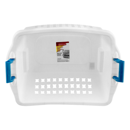 Rubbermaid Stack'n Sort Laundry Basket, - Compact Laundry Stacking