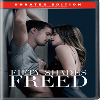 Fifty Shades Freed (Unrated Edition) (DVD)