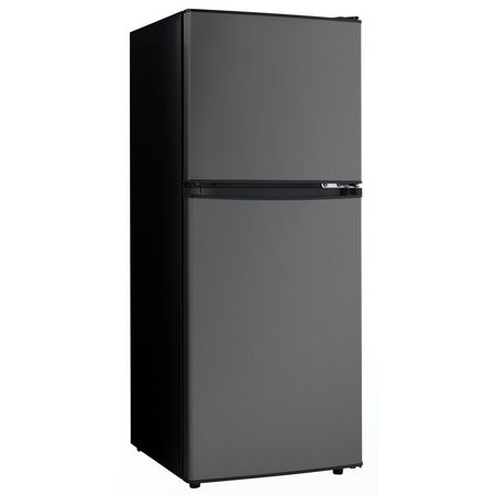 Danby 4.7 cft 2-door refrigerator in Stainless
