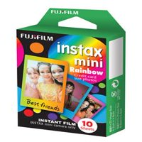 Fujifilm Instax Mini Rainbow Pack Film