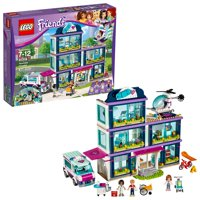 LEGO Friends Heartlake Hospital 41318 (871 Pieces)