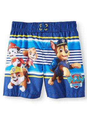 Board Short Swim Trunks (Toddler Boys)