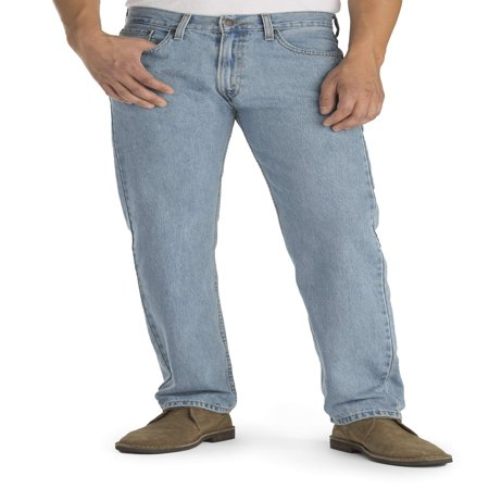 Signature by Levi Strauss & Co. Men's Regular Fit Jeans (Lee Mens Regular Fit Jean)