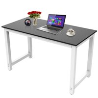 Deals on SmileMart Morden PC Laptop Computer Desk Working Desk