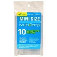 AdTech 10-pack 4 in. Multi-Temp Mini-Size Hot Glue Sticks