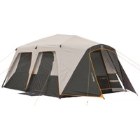 Bushnell Shield Series 15' x 9' Instant Cabin Tent, Sleeps 9
