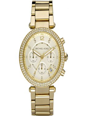 Women's Parker Chronograph Gold-Tone Stainless Steel Watch