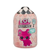 L.O.L. Surprise! Fuzzy Pets with Washable Fuzz and Water Surprises