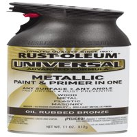 Rust-Oleum Universal All Surface Metallic Oil Rubbed Bronze Spray Paint and Primer in 1, 11 oz