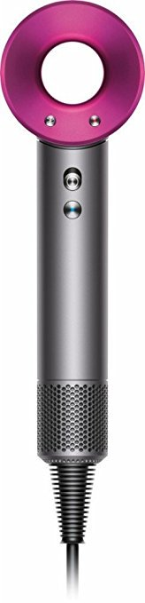 Dyson Supersonic - Hairdryer - fuchsia/iron