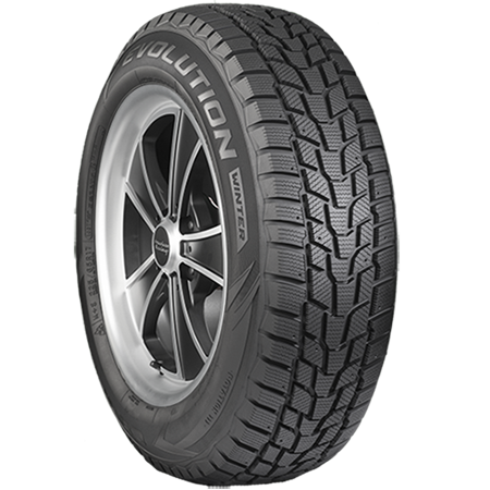Cooper Evolution Winter 225 60r16 98h Tire Walmart Com