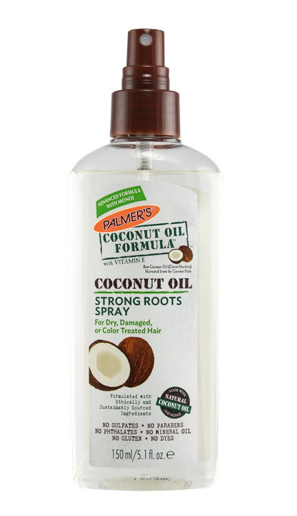 Palmer's Coconut Oil Formula Strong Roots Spray, 5.1 fl (Piz Buin Tan Accelerating Oil Spray Review)