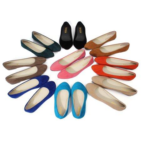 Meigar Summer Women Shoes Flats Ballet Flat Shoes Casual Shoes Moccasins -