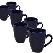 32946e2895a 10 Strawberry Street Nova Square Mug in Green (Set of 6)