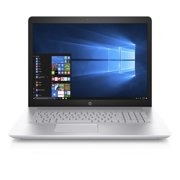"HP Pavilion 17 Mineral Silver Laptop 17.3"", AMD A10-9620P APU, AMD Radeon R5 Graphics, 1TB HDD, 8GB SDRAM, DVD, 17-ar050wm"