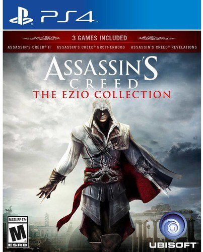 Assassin's Creed: The Ezio Collection, Ubisoft, PlayStation 4, 887256022280](Assassin Creed Cloak)