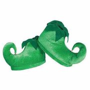 d3d92c36fa4c0 Deluxe Elf Shoes Adult Halloween Costume Accessory
