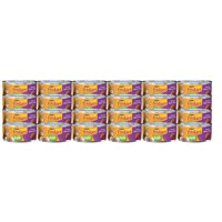 (24 Pack) Purina Friskies Pate Turkey & Giblets Dinner Wet Cat Food, 5.5 Oz.