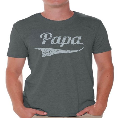 Awkward Styles Papa T Shirt for Men Men