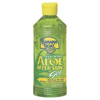 (3 pack) Banana Boat Soothing Aloe After Sun Gel - 16 Ounces