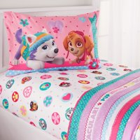 Nickelodeon Paw Patrol Best Pup Pals Twin Kids Bedding Sheet Set