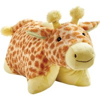 "Pillow Pets 18"" Signature Jolly Giraffe Stuffed Animal Plush Toy Pillow Pet"