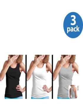 Juniors Racerbank Tanks 3-Pack
