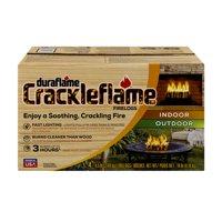 duraflame® Crackleflame® 4.5lb 3-hr Indoor/ Outdoor Firelog - 4-pack