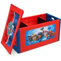 Nick Jr. PAW Patrol Store and Organize Plastic Toy Box by Delta Children
