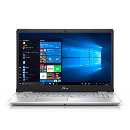 Dell Inspiron 15 5584 Laptop, 15.6'', Intel Core i5-8265U, 8GB RAM, 256 GB SSD, Intel UHD Graphics 620, i5584-5868SLV-PUS